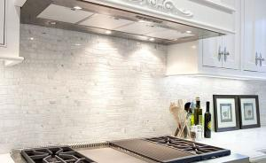 water-jet-white-marble-backsplash-tile